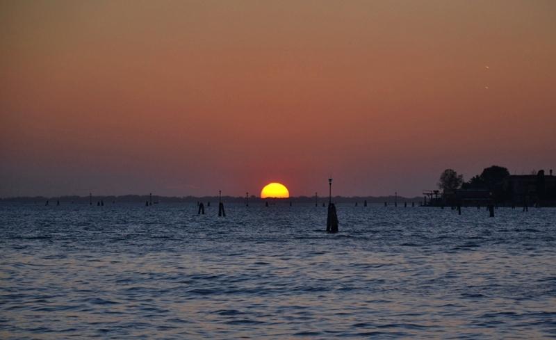 Venice Sunset, Lido