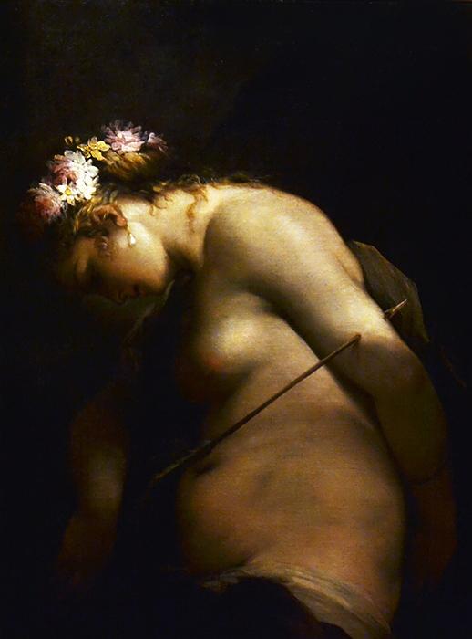 Pietro Ricchi, Santa Maria Martire, Museo del Settecento Veneziano - Ca' Rezzonico