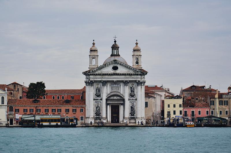 Venedig, Santa Maria del Rosario, I Gesuati