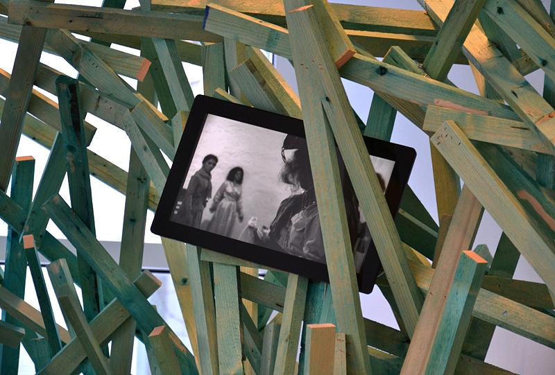 Museum Angewandte Kunst, Frankfurt, Bar Brasil, Alexandre Wollner
