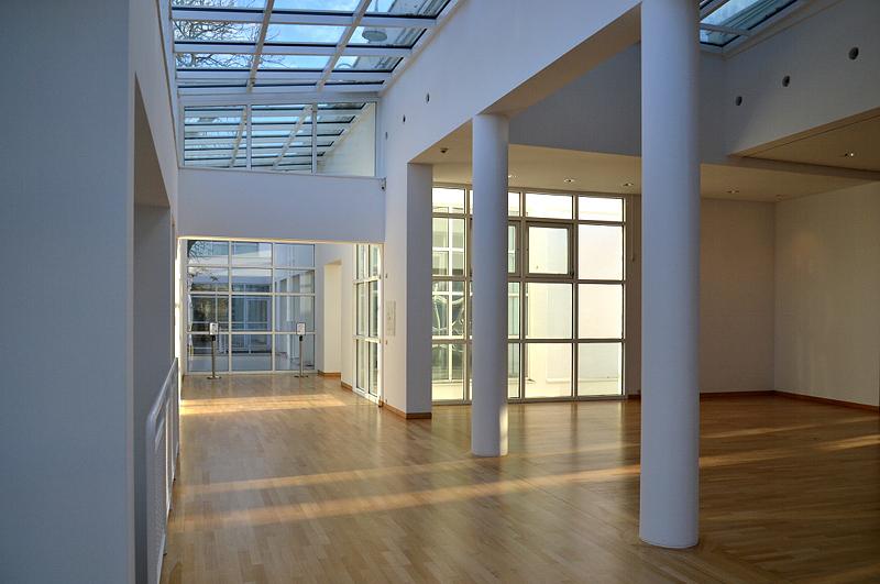Museum Angewandte Kunst, Frankfurt, Richard Maier, Architektur