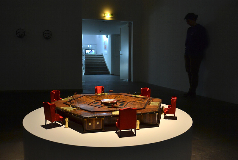Fridericianum, Speculations on Anonymous Materials, GCC, Micro Council, Achievement in Figures