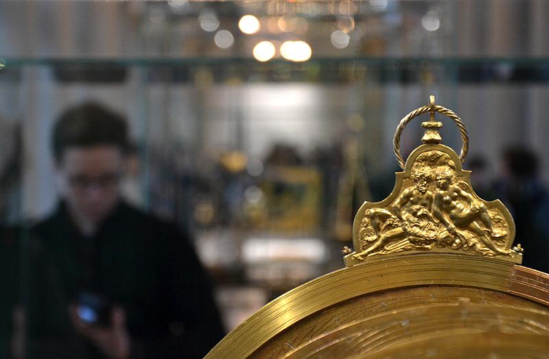 Astrolabium von Johannes Prätorius, Nürnberg, Gotha, Mathematisch-Physikalischer Salon im Zwinger, Dresden