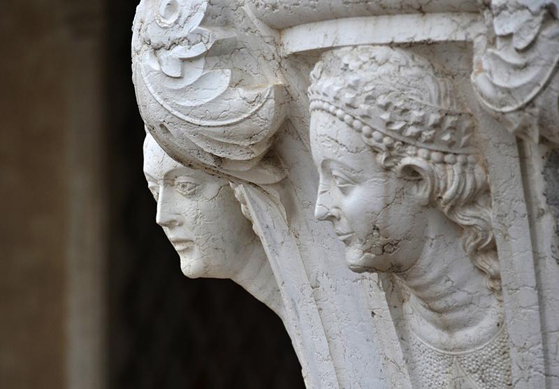 Venice, Palazzo Ducale, Capital
