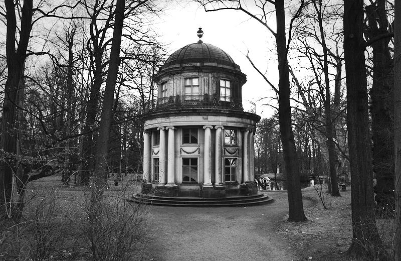Park Pillnitz, Englischer Pavillon