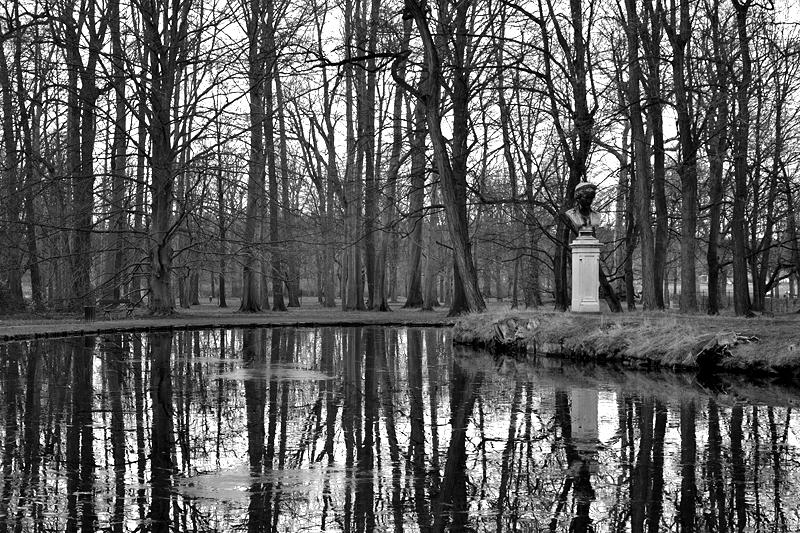 Park Pillnitz, Kopf der Juno Ludovisi