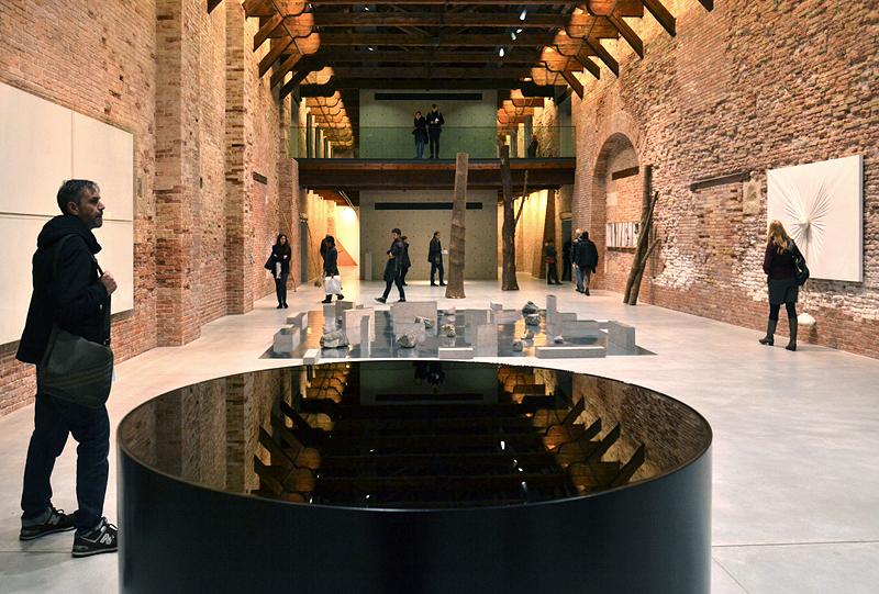 Venezia, Punta della Dogana, Prima Materia, Pinault Foundation