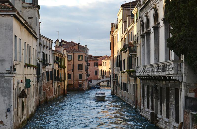 Venezia, Rio di Ca' Foscari