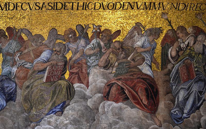 Venice, Basilica di San Marco, Mosaic