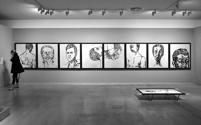 Berlinische Galerie, Via Lewandowsky, Acht Portraits zur Euthanasie