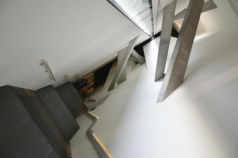 Jüdisches Museum Berlin, Sackler Treppe
