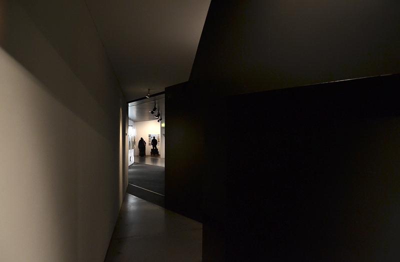 Jüdisches Museum Berlin, Installation von Via Lewandowsky