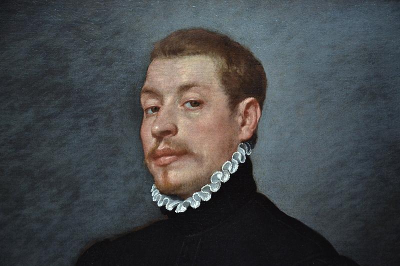 Gemäldegalerie Berlin, Giovanni Battista Moroni, Bildnis eines Gelehrten