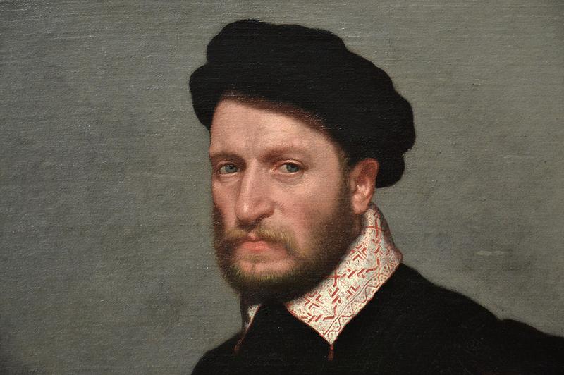 Gemäldegalerie Berlin, Herzog von Albuquerque, Giovanni Battista Moroni