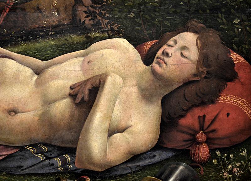 Gemäldegalerie Berlin, Piero di Cosimo, Mars