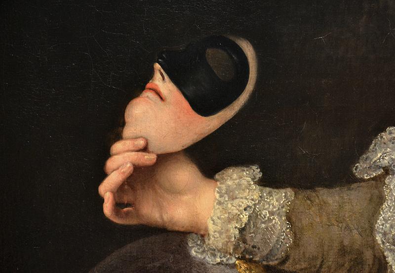 Gemäldegalerie Berlin, Antoine Pesne, Porträt Prinzessin Luise Ulrike von Preußen