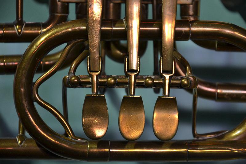 Ausstellung Valve Brass Music, 200 Jahre Ventilblasinstrumente, Valve.Brass.Music. 200 Jahre Ventilblasinstrumente, Kornett
