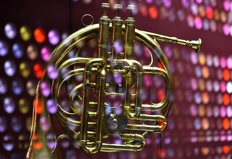Ausstellung Valve Brass Music, 200 Jahre Ventilblasinstrumente, Valve.Brass.Music. 200 Jahre Ventilblasinstrumente, Mellophon
