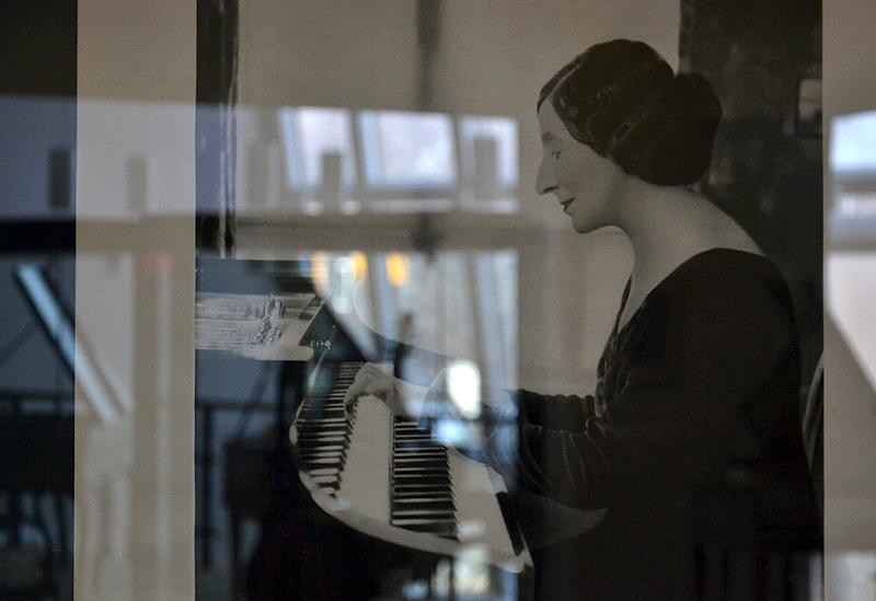 Musikinstrumenten-Museum, Berlin, Fotografie Wanda Landowka