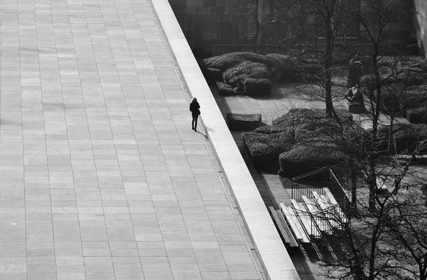 Fabian Fröhlich, Skulpturengarten der Neuen Nationalgalerie