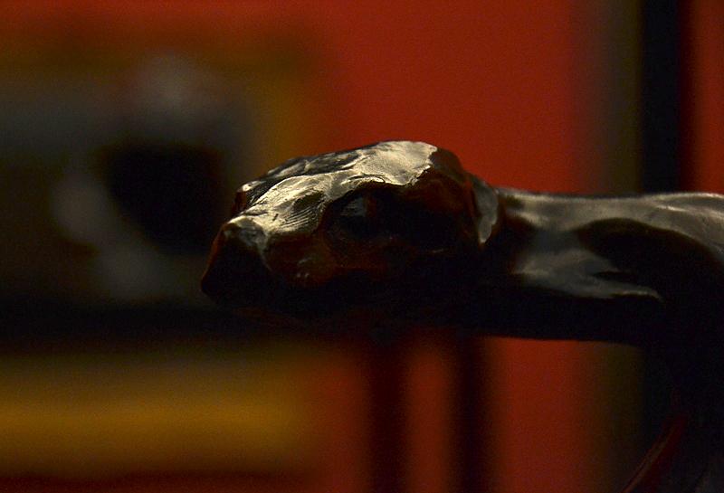 Rembrandt Bugatti, Alte Nationalgalerie, Python