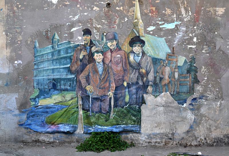 Istanbul, Kemeraltı Caddesi, Graffiti