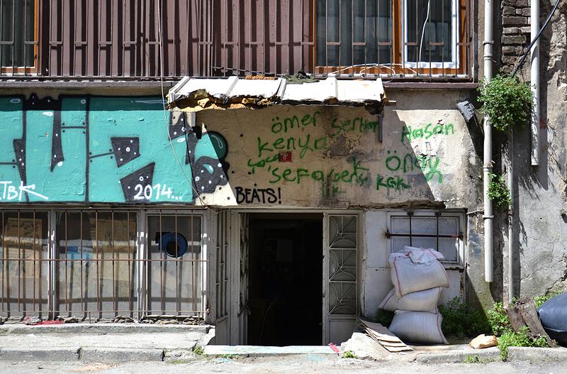 istanbul, Mumhane Caddesi