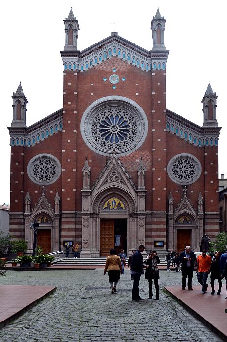 Istanbul, Sent Antuan Kilisesi