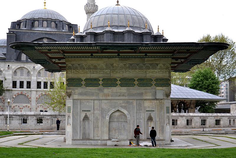 Istanbul, Tophane Çeşmesi