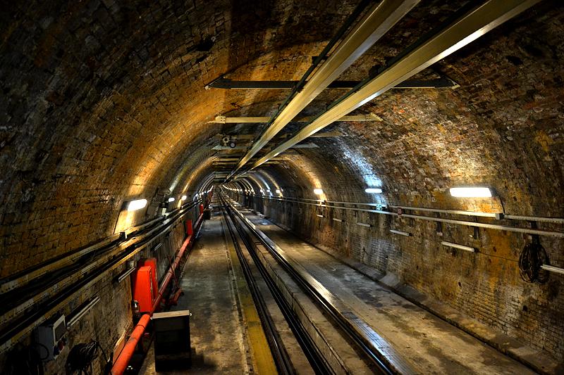 Istanbul, Tünel