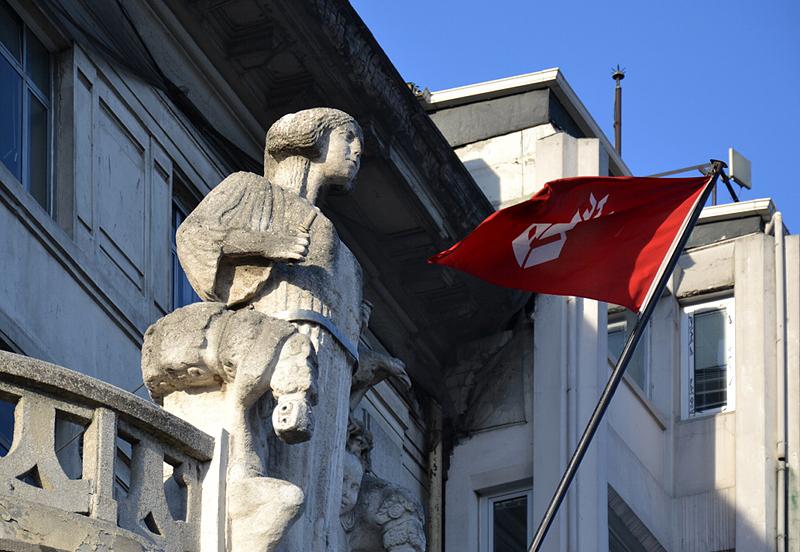 Istanbul, Ziraat Bankası