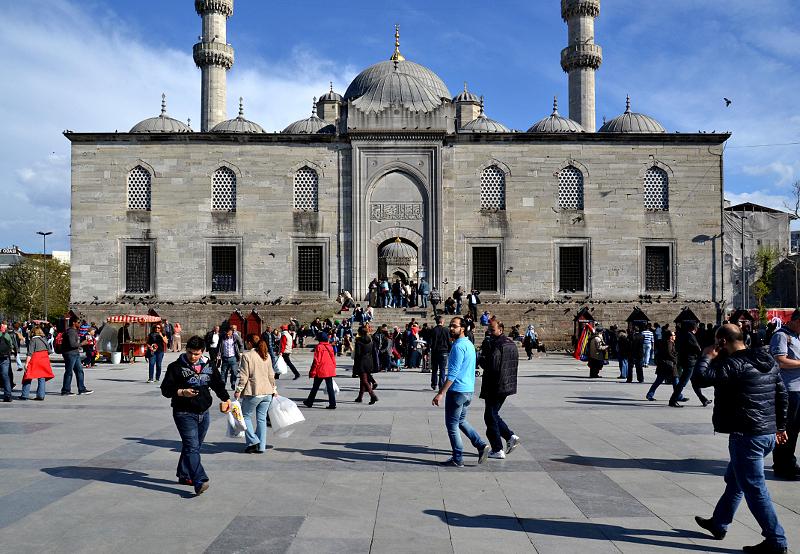 Istanbul, Neue Moschee