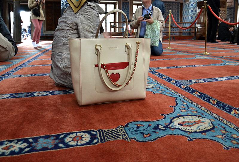 Istanbul, Rüstem-Pascha-Moschee