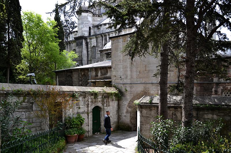 Istanbul, Mehmed-Pascha-Moschee