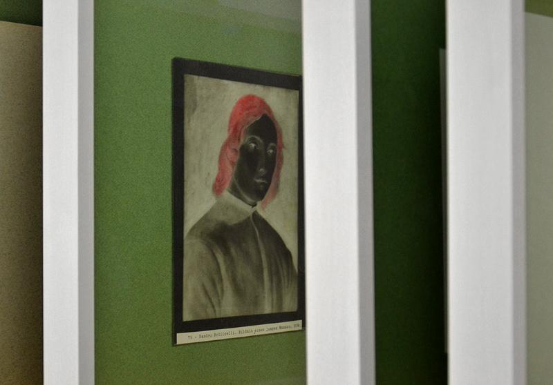 8. Berlin Biennale, Haus am Waldsee, Matts Leiderstam, The Connoisseur's Eye