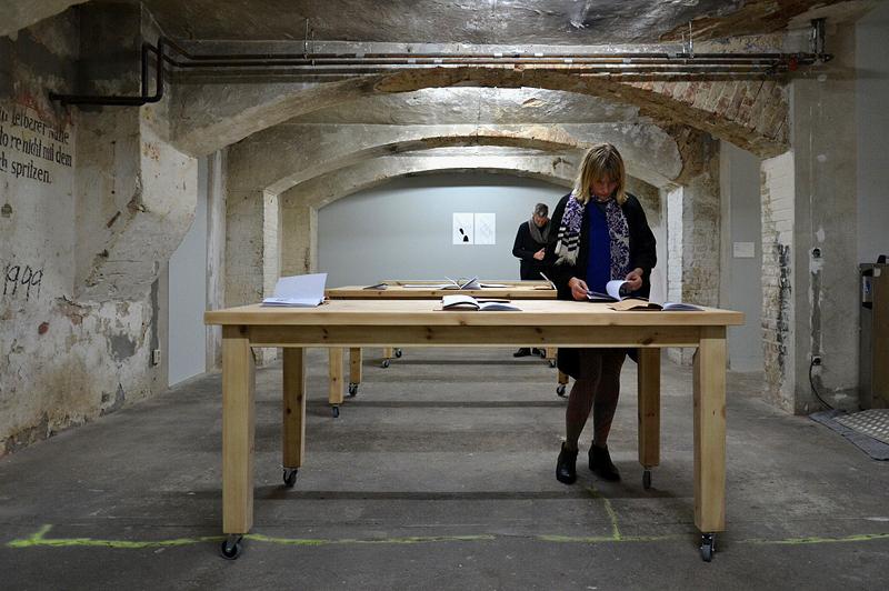 Berlin Biennale 2014, Kunst-Werke, Mariam Suhail, Relieving Context