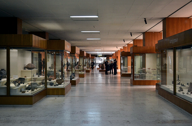 İstanbul Arkeoloji Müzesi, Istanbul Archaelogical Museum, New building, stanbul through the times