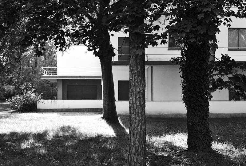 Bauhaus Dessau, Meisterhäuser, Haus Kandinsky
