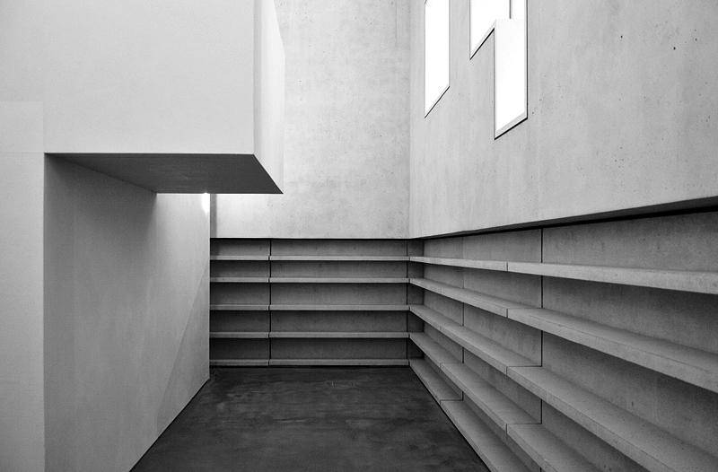 Bauhaus Dessau, neue Meisterhäuser, Bruno Fioretti Marquez, Haus Moholy-Nagy