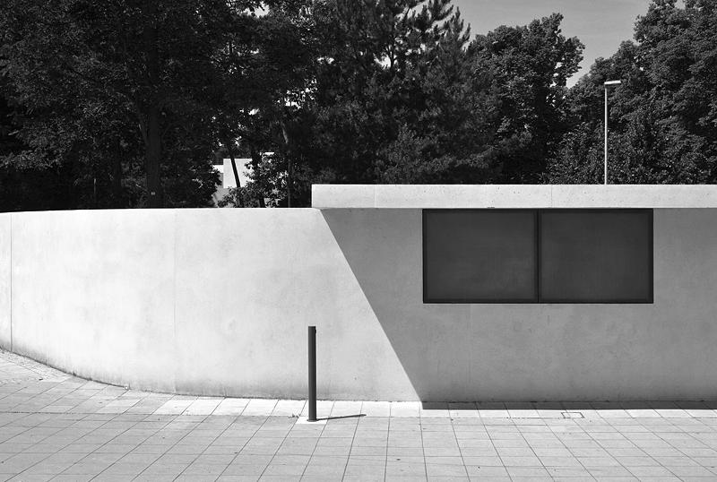 Bauhaus Dessau, Meisterhaussiedlung, Mies van der Rohe, Trinkhalle