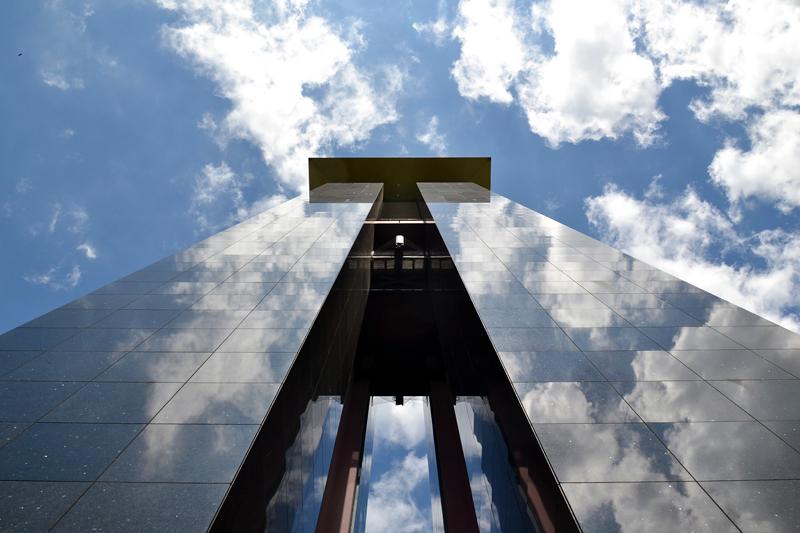 Turm des Carillon in Berlin Tiergarten