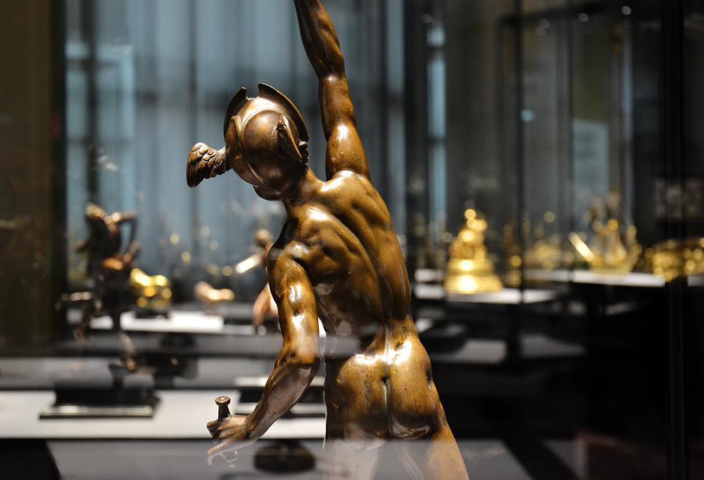 Kunstkammer Wien, Merkur von Giambologna
