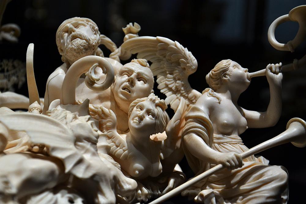 Kunstkammer Wien, Triumph Kaiser Leopolds I. von Christoph Maucher