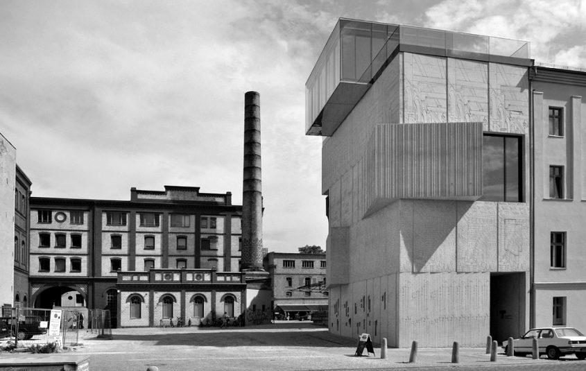 Museum für Architekturzeichnung Berlin und Pfefferberg
