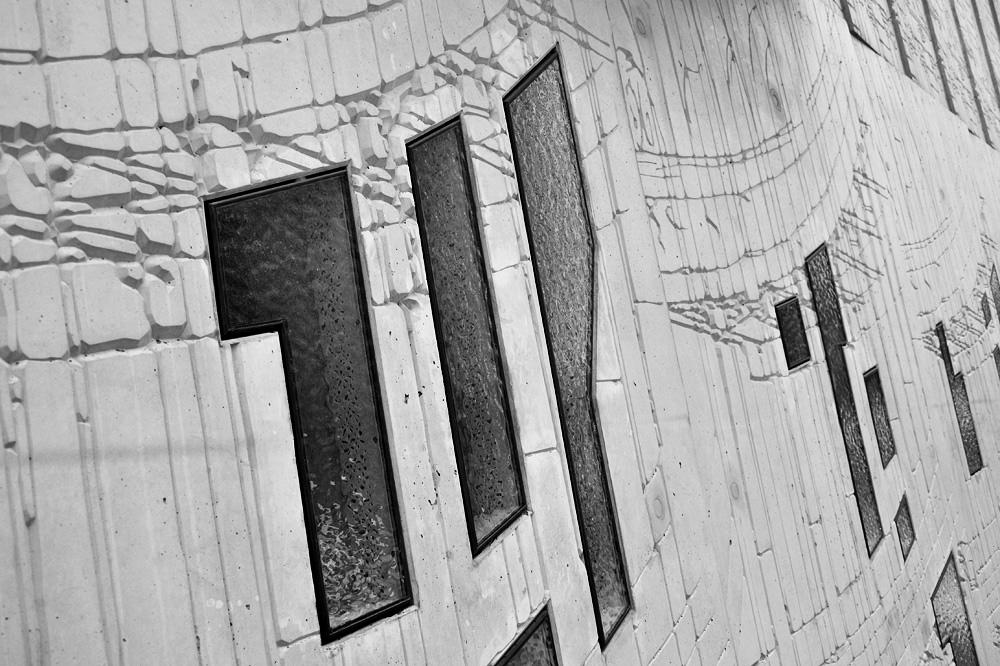 fenster, Museum für Architekturzeichnung Berlin