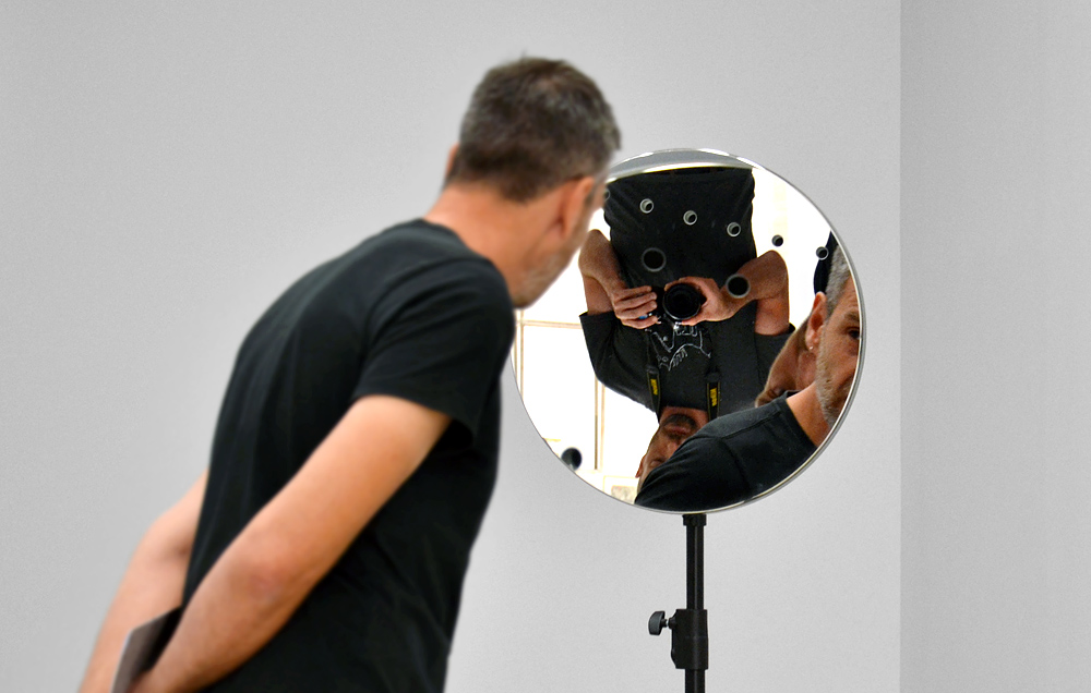 Simon Starling, Venus Mirror, mumok Wien