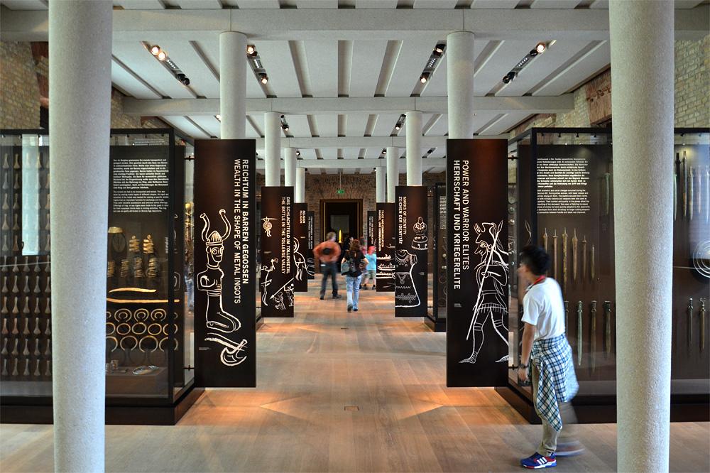 Neues Museum, Museum für Vor- und Frühgeschichte, Bronzezeit