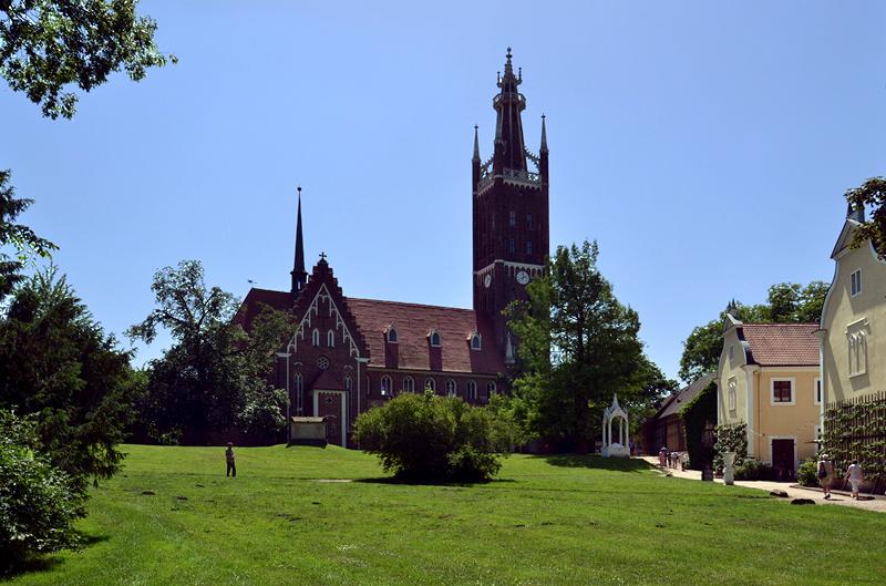 St. Petri-Kirche in Wörlitz