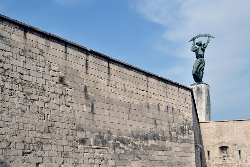 Szabadság-szobor (Freiheitsstatue) Budapest