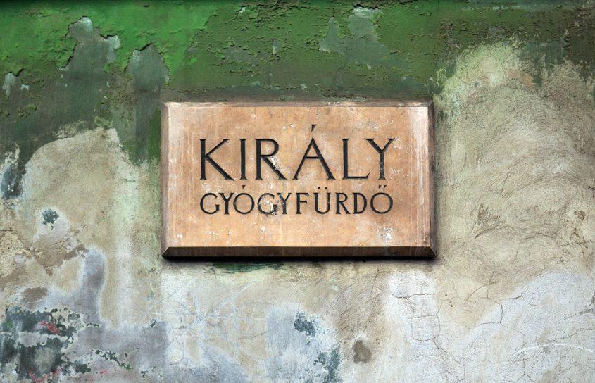 Kiraly Gyogyfurdo Budapest